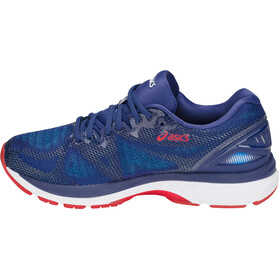 asics Gel-Nimbus 20 Shoes Men Blue Print/Race Blue